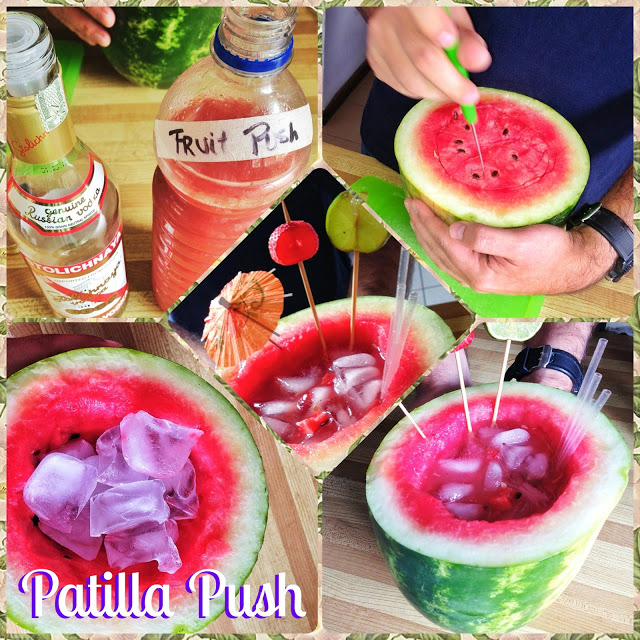 Happy Hour: Patilla Push
