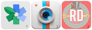 Mis Apps (de fotos) preferidas