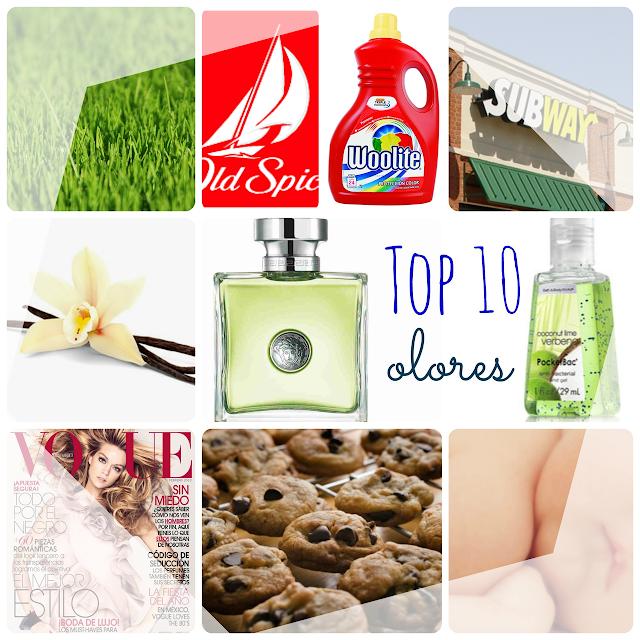 Top 10 -Olores-
