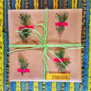 #iMadeThis -Gift Wrapping-