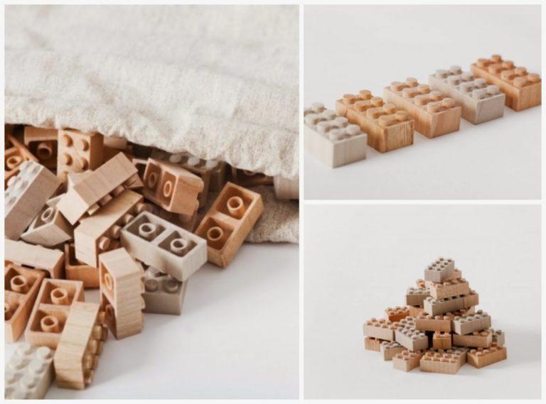 Legos de Madera