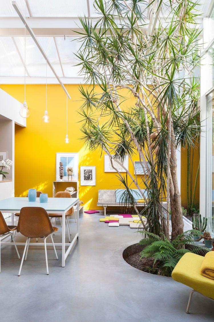 Las mejores ideas para decorar con amarillo